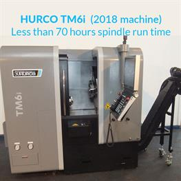 Used HURCO TM6i