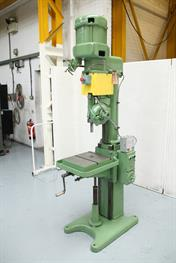 Herbert V Type Single Spindle Drill