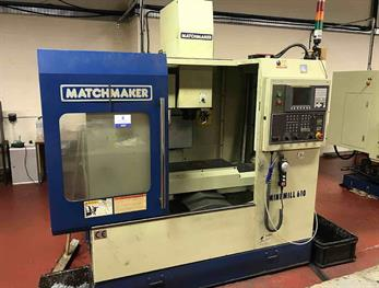 Matchmaker 610 Mini Mill,