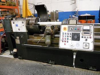 SIG Deep Hole Gun Drilling / Boring Machine