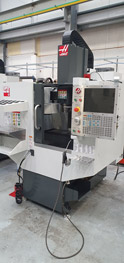 Haas Super Mini Mill,