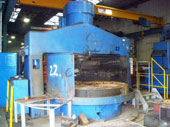 LUMSDEN 96ML SURFACE GRINDER (SN 35)