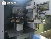 Working room of AGIE AGIETRON INNOVATION 2 machine