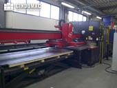Left view of AMADA LC 2415 a3 Machine