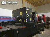 Back view of AMADA LC 2415 a3 Machine