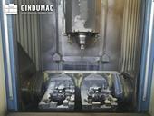 Working room of CHIRON MILL 800 Machine