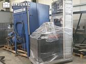 Back view of Messer Griesheim CORTA PS 3100 Machine