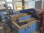 Working room of Messer Griesheim CORTA PS 3100 Machine