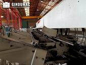 Working room of BLM ADIGE LT 702D  machine