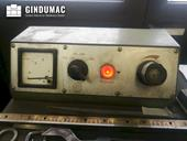 Detail of JUNG HF 50 RD  machine