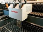 Working room of Durma HDL 3015  machine