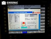 Control unit of Durma HDL 3015  machine