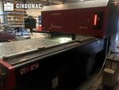 Right view of AMADA LC 2415 A3  machine