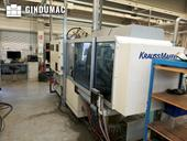 Right side view of Krauss Maffei 110-390/90 CZ  machine