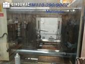 Working room of Krauss Maffei 110-390/90 CZ  machine