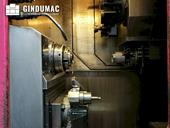 Working room of Gildemeister MF Sprint 65  machine
