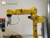 Right side view of FANUC ARC Mate 100iC/12  machine