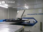 Right side view of Trumpf Trumatic 2000R  machine