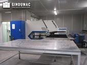 Side view of Trumpf Trumatic 2000R  machine