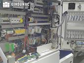 Right view of Krauss Maffei 80-380 EX  machine