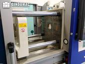 Side view of Krauss Maffei 80-380 EX  machine