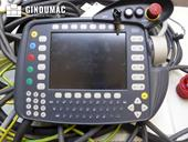 Control unit of Krauss Maffei 80-380 EX  machine