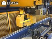 Working room of Emmegi Comet  machine