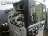 Left side view of Reishauer NZA  machine