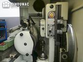Back view of Reishauer NZA  machine