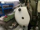 Working room of Reishauer NZA  machine