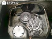 Detail of Reishauer NZA  machine