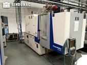 Right side view of Krauss Maffei KM 35-55 CX  machine