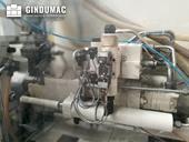 Working room of Krauss Maffei KM 35-55 CX  machine