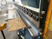 Right side view of Staklija WC67K-100x3200  machine