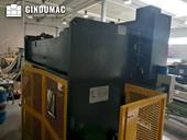 Back view of Staklija WC67K-100x3200  machine