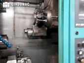 Working room of Index ABC  machine
