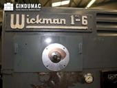 Left side view of Wickman 1-2  machine