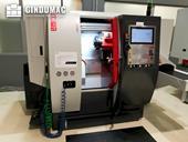 Left side view of EMCO E45 SMY  machine