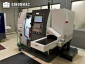 Left view of EMCO E45 SMY  machine