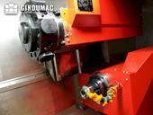 Working room of EMCO E45 SMY  machine