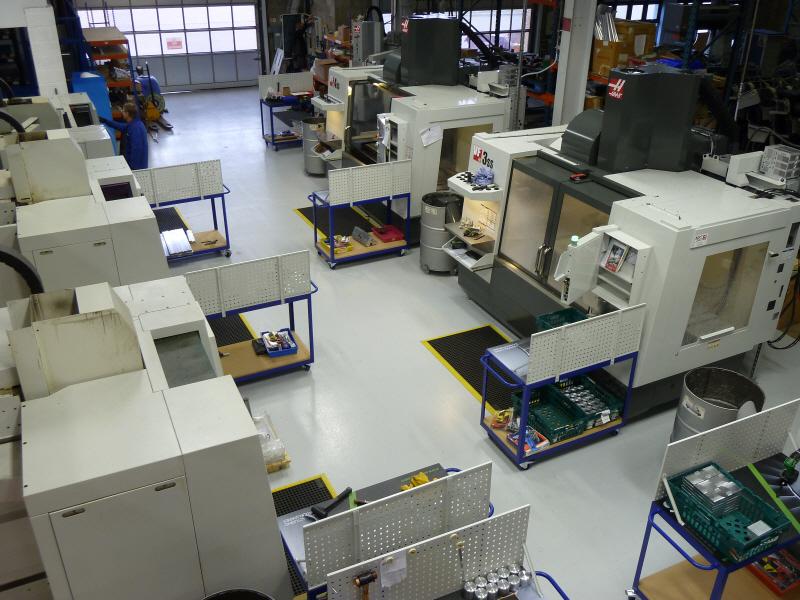 tem machine shop
