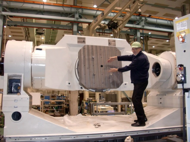 Machinery - Heavy engineering in the UK
