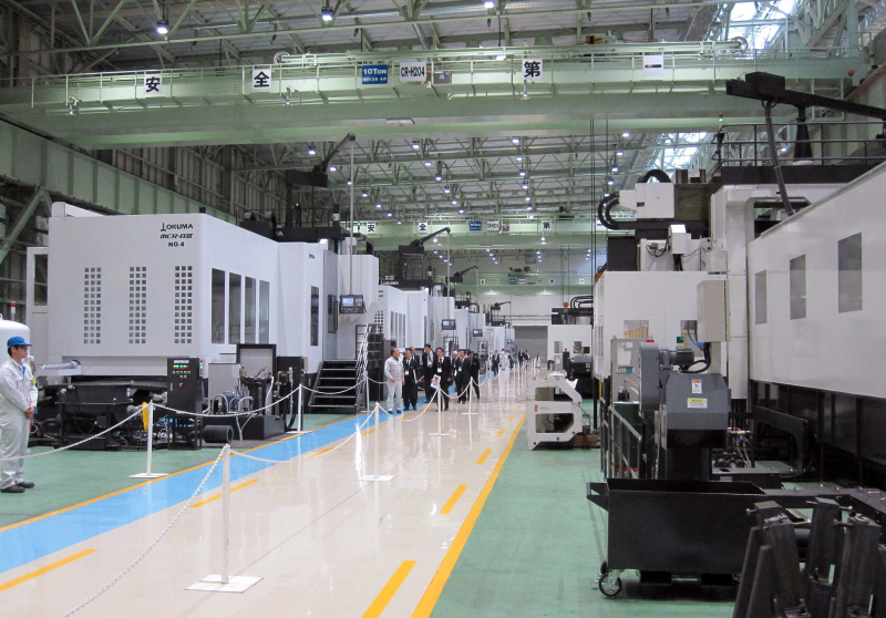 Central asia machine world 2016