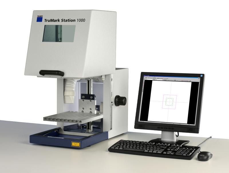 trumpf laser marking machine