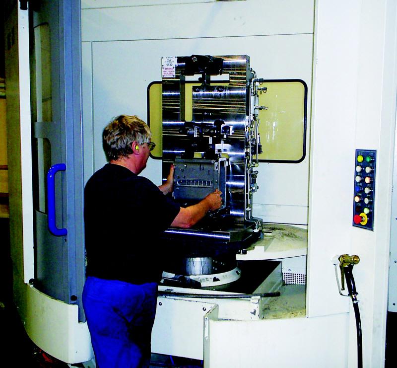 heller machine tools
