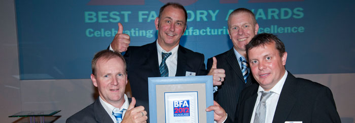 Best Factory Awards