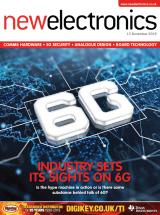 Digital Electronics Magazine | New Electronics
