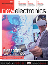 New Electronics Magazine